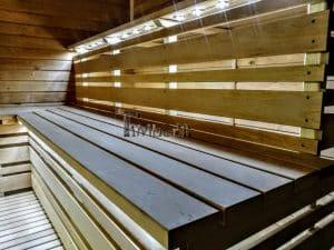 Modern Outdoor Garden Sauna 26