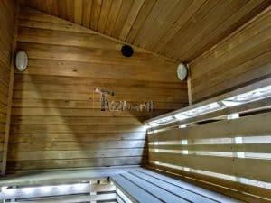 Modern Outdoor Garden Sauna 27