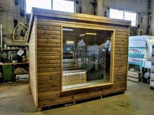Modern Outdoor Garden Sauna 32