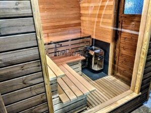 Modern Outdoor Garden Sauna 10 1