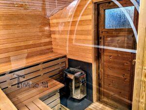 Modern Outdoor Garden Sauna 21 1