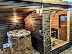 Modern Outdoor Garden Sauna 22 1