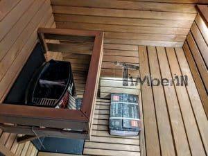 Modern Outdoor Garden Sauna 37