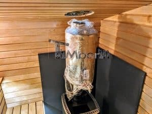 Modern Outdoor Garden Sauna 43