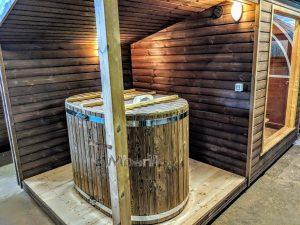 Modern Outdoor Garden Sauna 5 1