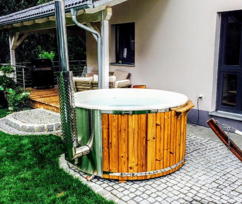 Wooden hot tubs for sale uk