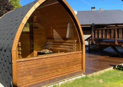 Outdoor saunas for sale uk