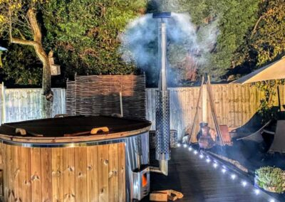 Wood burning hot tubs for sale